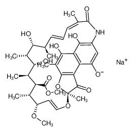 利福霉素钠