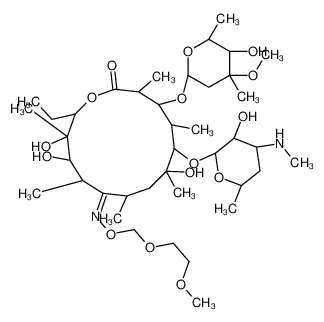N-Demethyl Roxithromycin