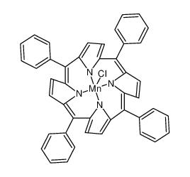 manganese(3+),10,12,13,23-tetraphenyl-21H-porphyrin,trichloride