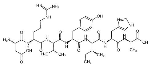 (D-ALA7)-ANGIOTENSIN I/II (1-7)