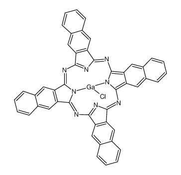 镓(III)2,3-萘花青氯化物