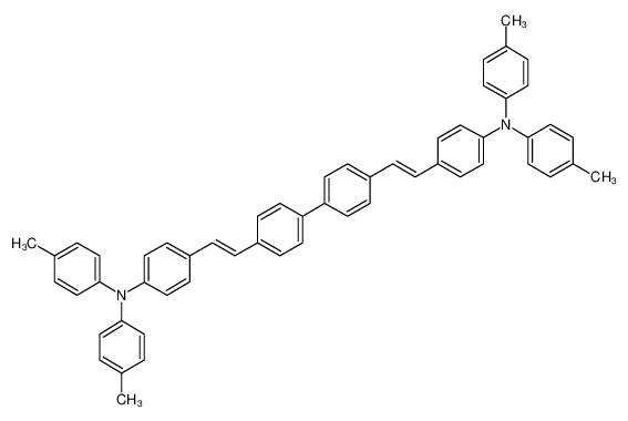 4,4'-双[4-(二对甲苯基氨基)苯乙烯基]联苯