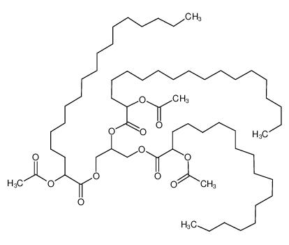 甘油三乙酰羟基硬脂酸酯