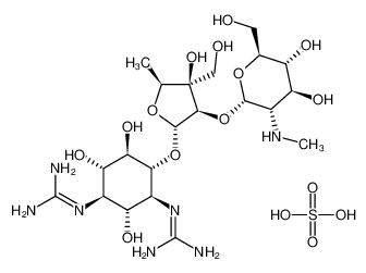 双氢链霉素硫酸盐