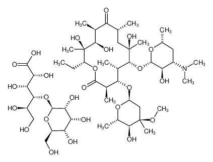 乳糖酸红霉素