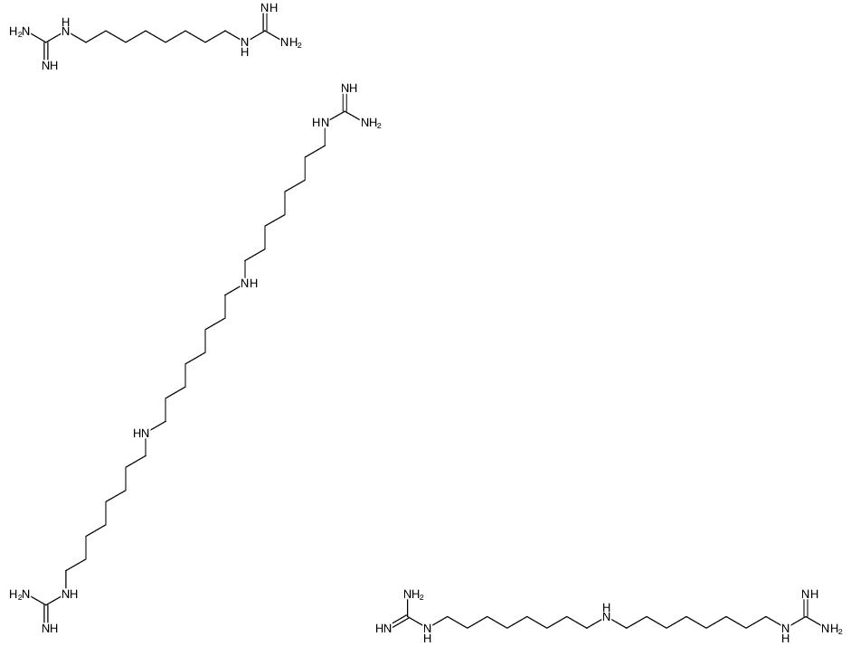 2-[8-[8-(二氨基亚甲基氨基)辛基氨基]辛基]胍