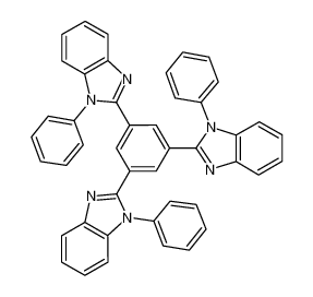 2-[3,5-bis(1-phenylbenzimidazol-2-yl)phenyl]-1-phenylbenzimidazole