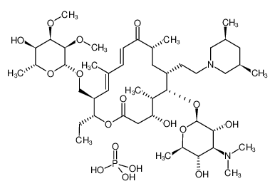 替米考星磷酸盐