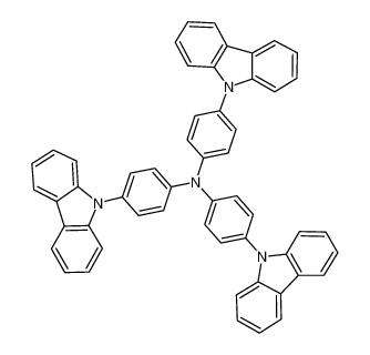 4,4',4''-三(咔唑-9-基)三苯胺圖片