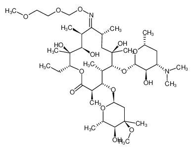 (E)-roxithromycin