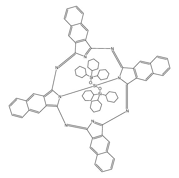 2,3-萘醛菁-二(三己基甲硅烷氧基)硅烷
