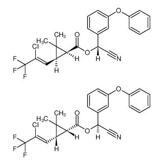 三氟氯氰菊酯