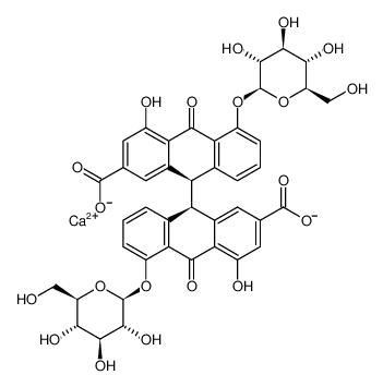番泻甙B钙盐