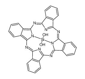 二羟基硅酞菁