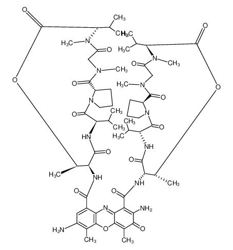 7-氨基放线菌素D