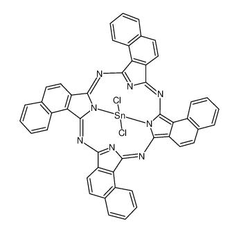 锡(IV) 2,3-二氯化萘酞菁