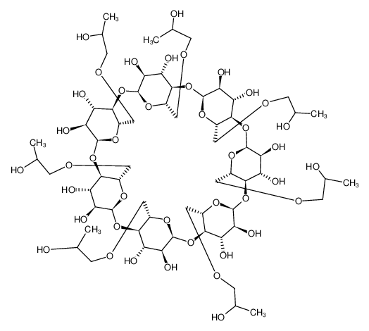 (2-Hydroxypropyl)-β-cyclodextrin