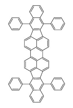 四苯基二苯并二茚并芘