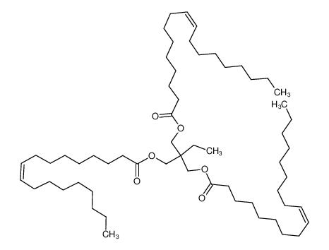 癸酸与2-乙基-2-(羟甲基)-1,3-丙二醇辛盐的酯化物