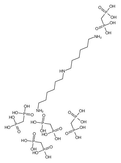 双1,6-亚己基三胺五甲叉膦酸