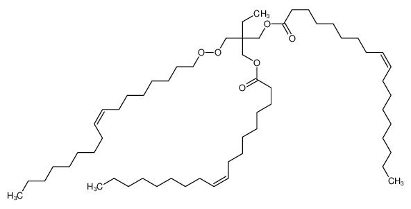 顺式-9十八烯酸-2-乙基-2-[[顺式-9-十八烯酰基)氧基]甲基]-1,3-丙酯