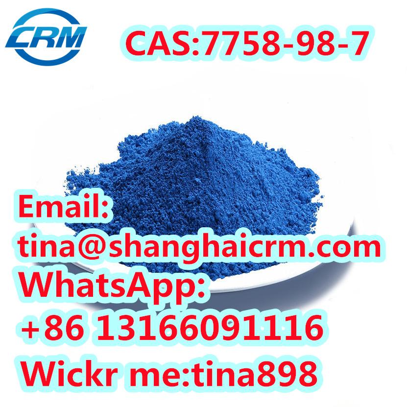 CAS 7758-98-7 copper(II) sulfate 99%