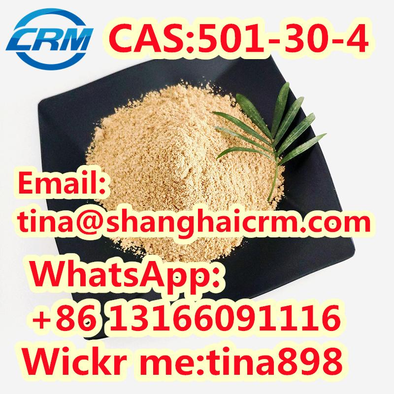 CAS 501-30-4 kojic acid 99%