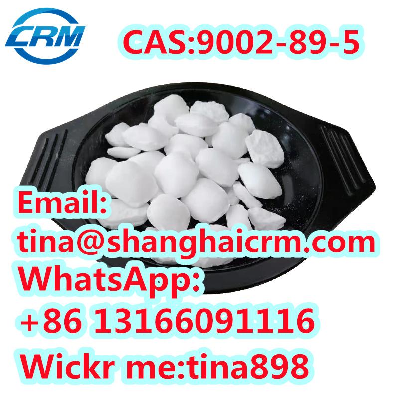 CAS 9002-89-5 poly(vinyl alcohol) macromolecule 99%