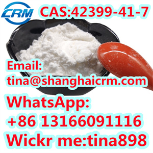 Hot Quality Diltiazem Hydrochloride CAS 42399-41-7 with best price 99%