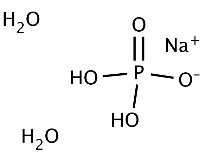 Sodium dihydrogen Phosphate, dihydrate 99.0 - 100.5 %