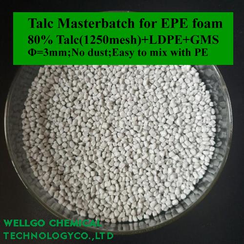 Talc masterbatch/Talc powder 99%
