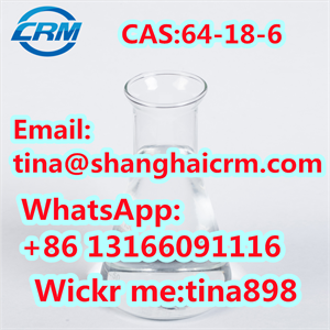 Best selling high quality Formic Acid CAS 64-18-6 with best price 99%